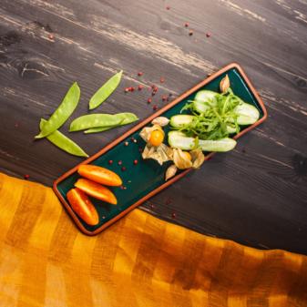 Тарелка для сервировки Махана