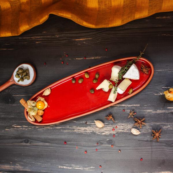 Тарелка для сервировки Инкоу