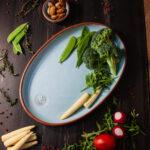 La Palme Тарелка овальная Vegan