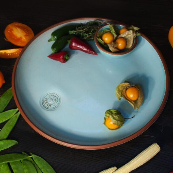 La Palme Тарелка круглая Vegan D 280