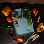 La Palme Тарелка прямоугольная Vegan