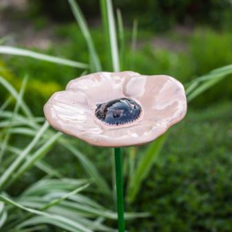 Садовый керамический штекер