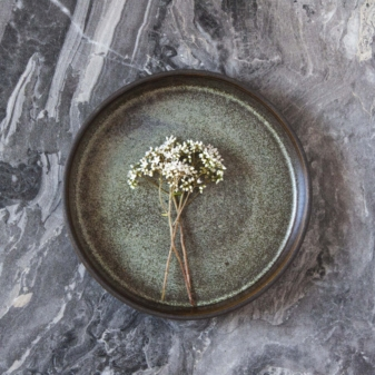 Тарелка Next D220 H35 Бали Oliva керамика