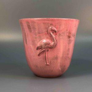 Кашпо Фламинго (Pink)