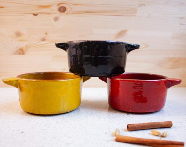 Горшочек для запекания из керамики Мауи