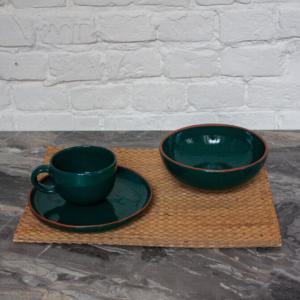 Набор посуды Эгоист коллекция Махана