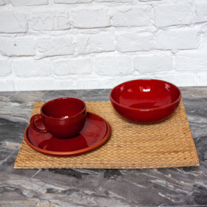 Набор керамической посуды Эгоист коллекция Инкоу