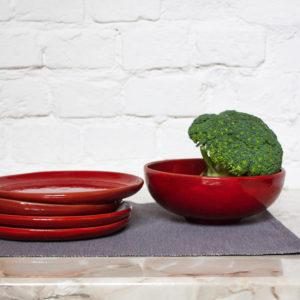 Набор посуды Семейный коллекция Инкоу