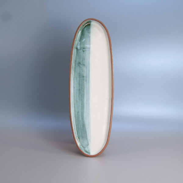 Тарелка для сервировки керамическая Исландия