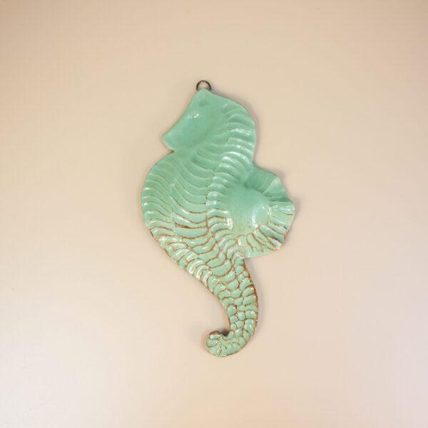 Керамическая Фигурка Морской конек-5 серия Wall Art