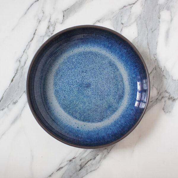 Тарелка глубокая керамическая Basic French Бали Galaxy