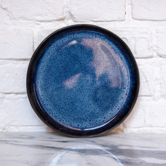 Тарелка керамическая круглая Basic Бали Galaxy