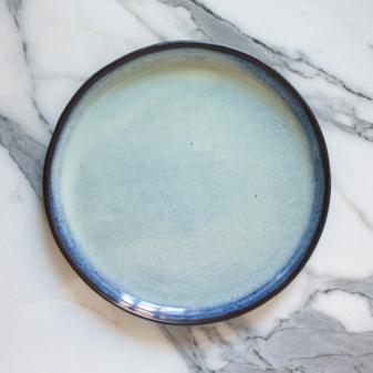Керамическая Тарелка Бали Crocus