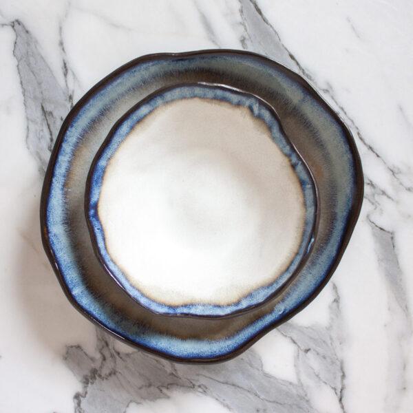 Миска из керамики Этно Бали Siam