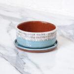 Горшок керамика Next d110 Baby Blue