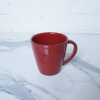 Чашка из керамики Кантри Red