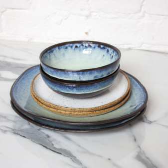 """Набор посуды из керамики """"Стрекоза"""""""