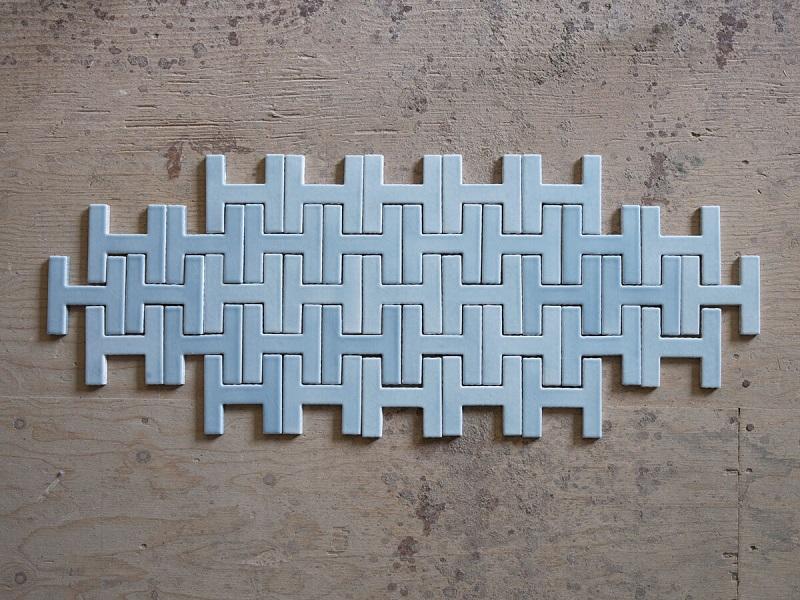 Декор из шамотной глины