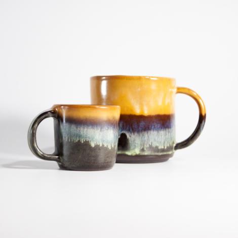 Чашки Next Манул для чая и кофе 100, 250 и 350 мл