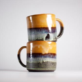 Чашки Next Манул для чая и кофе